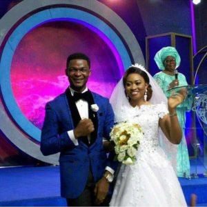 First Look: Gospel Musician Joe Praize & Joana's Beautiful Wedding