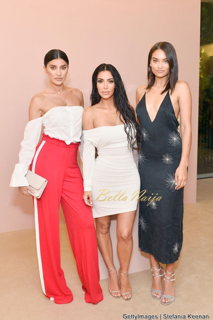 Beauty Launch The Mac Punk Couture Collection: Kim Kardashian Celebrates The Launch Of KKWBEAUTY Jackie