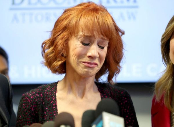 Kathy Griffin, Press Conference, President Donald Trump,