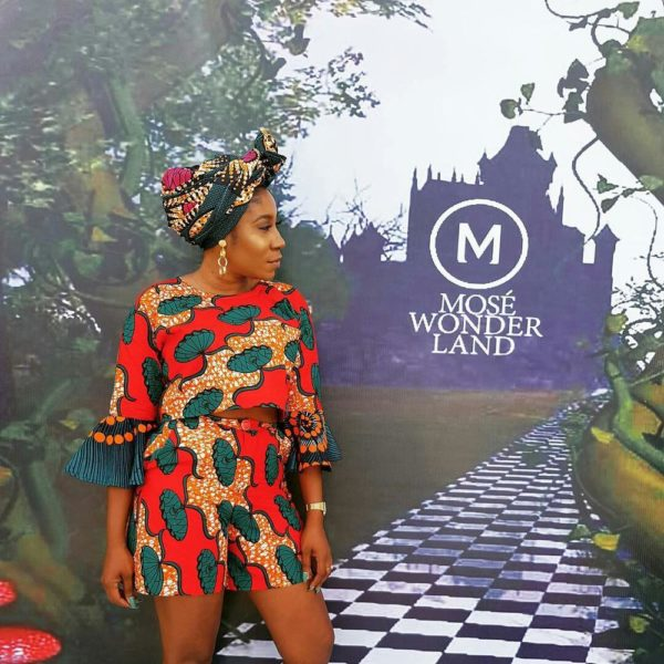 Kaylah Oniwo at Mose Wonderland