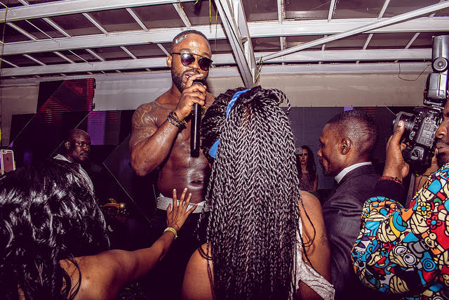 "BellaNaija - Iyanya rounds up ""Signature"" EP Tour in Nairobi with Scintillating Performance 