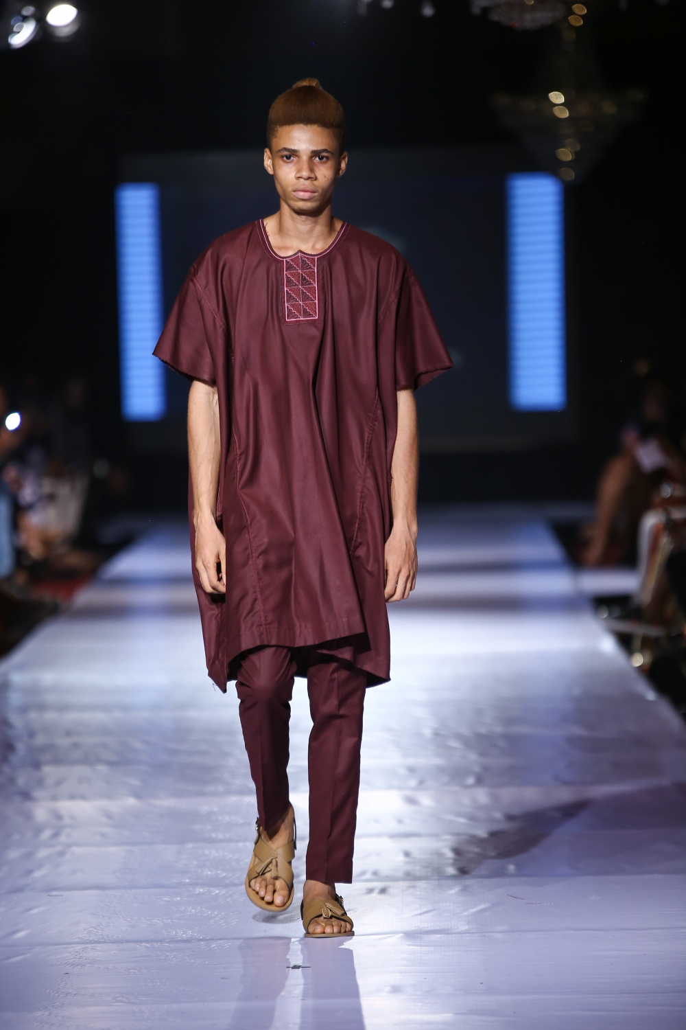 #AFWN17 | Africa Fashion Week Nigeria Day 1: LLGB