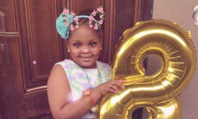 BellaNaija - #BBNaija's Bisola celebrates Her Daughter as She Turns 8 Today