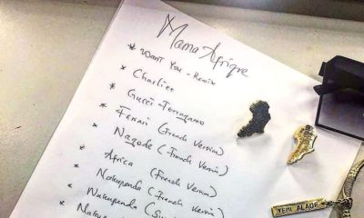 "BellaNaija - Yemi Alade reveals Tracklist to coming EP ""Mama Afriqué"""