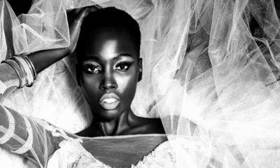 World Refugee Day: child refugee turned supermodel Mari Malek