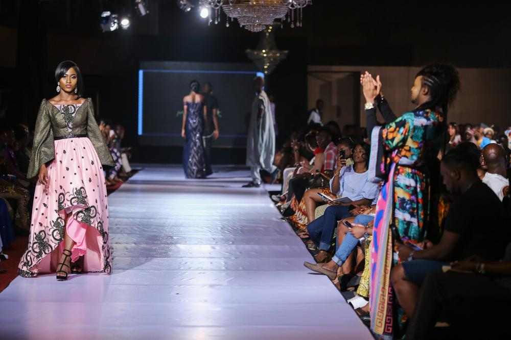 #AFWN17 | Africa Fashion Week Nigeria Day 1: Marobuk