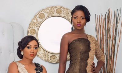 Marobuk Releases Debut Collection 'Royalty' featuring Actress Tana Adelana & #BBNaija's Debie Rise