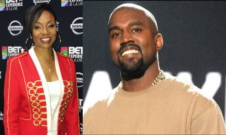 """""""My dear brother you are on my mind"""" – MC Lyte writes Heartfelt Letter to Kanye West"""