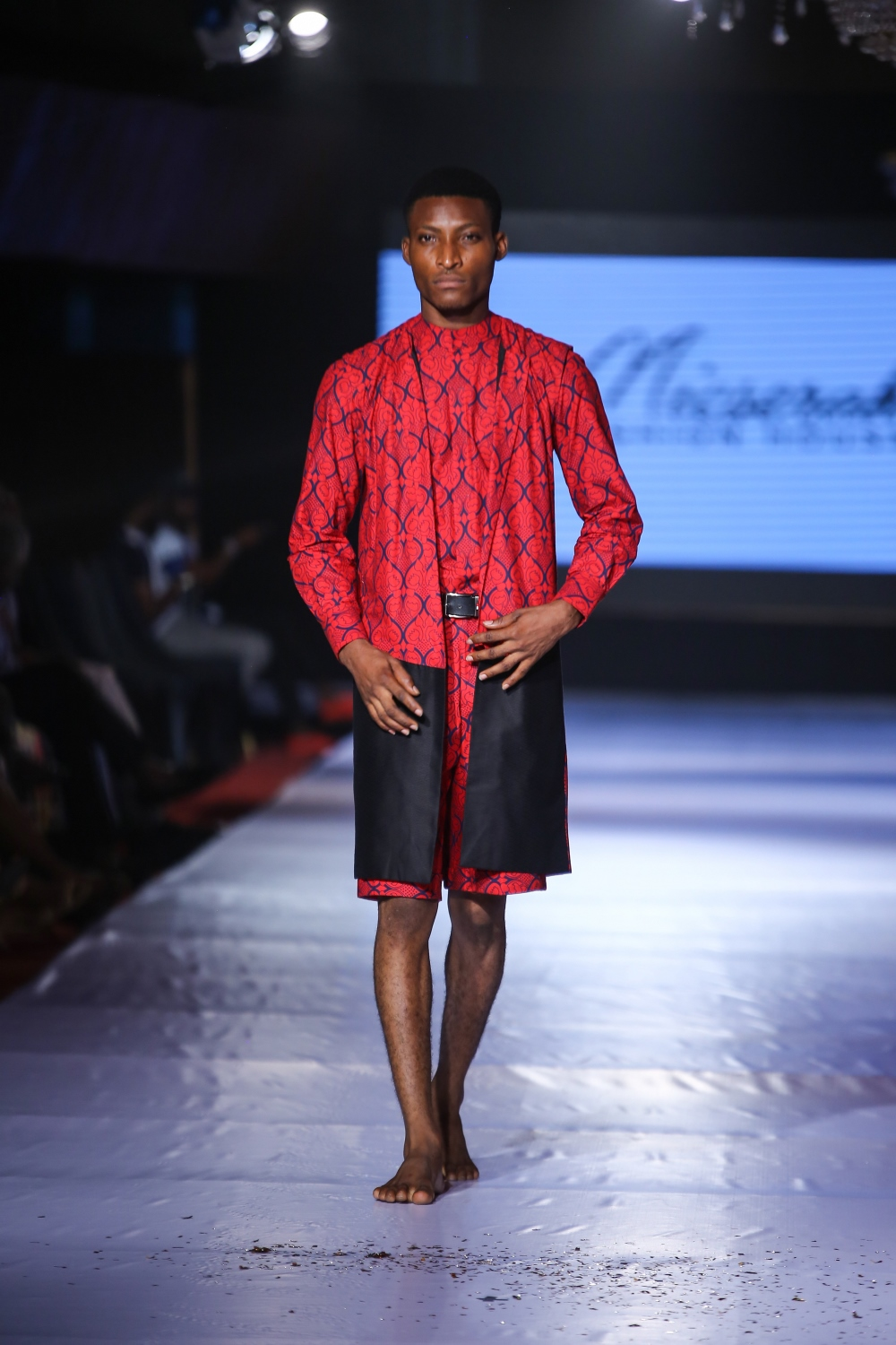 #AFWN17 | Africa Fashion Week Nigeria DAY 2: Micserah