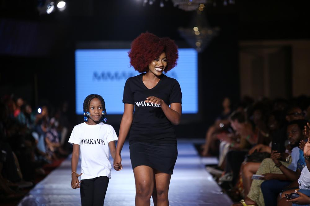 #AfricaFashionWeekNigeria2017: Mmakamba