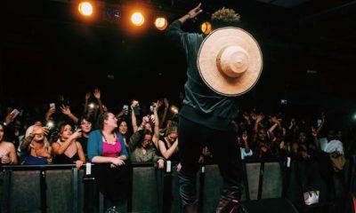 "BellaNaija - Mr Eazi & Dotman thrill Fans in Bristol on the UK Leg of His ""Detty World Tour""   See Photos"