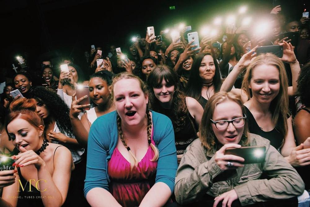"BellaNaija - Mr Eazi & Dotman thrill Fans in Bristol on the UK Leg of His ""Detty World Tour"" | See Photos"