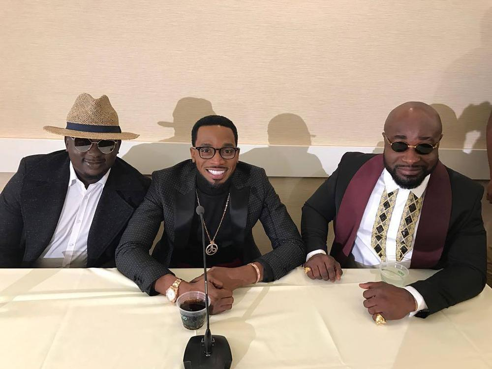 BellaNaija - It's Not A Lie! D'Banj drops Teaser to New Music featuring Wande Coal & Harrysong | WATCH