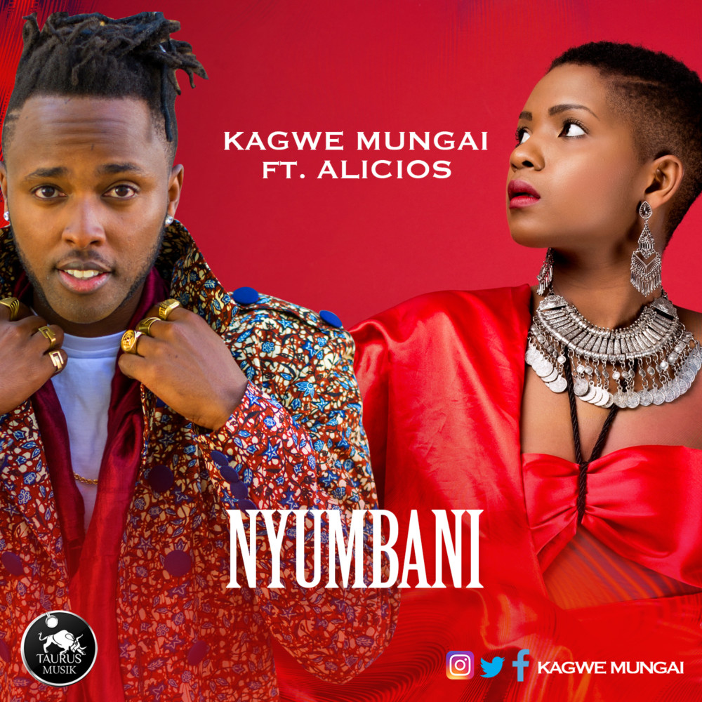 BellaNaija - New Music + Video: Kangwe Mungai feat. Alicios - Nyumbani