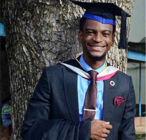 nollywood actor olumide oworu graduates from university