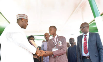 """""""I Want To Save Lives"""" - 16 Year Old Young Nigerian Scientist of the Year"""
