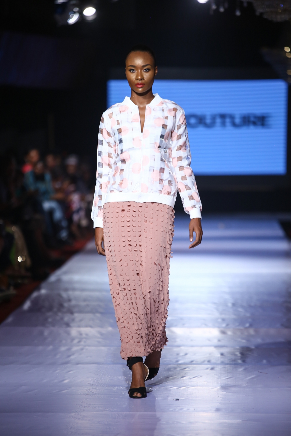 #AFWN17   Africa Fashion Week Nigeria Day 1: Oma Couture