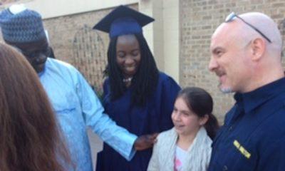 BellaNaija - Two Chibok Girls graduate from High School in The US