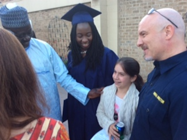 BellaNaija - Two Chibok Girls graduate from High School in The US
