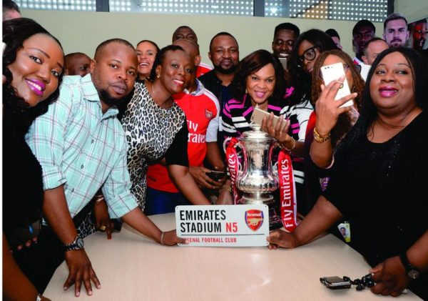 Arsenal English FA cup