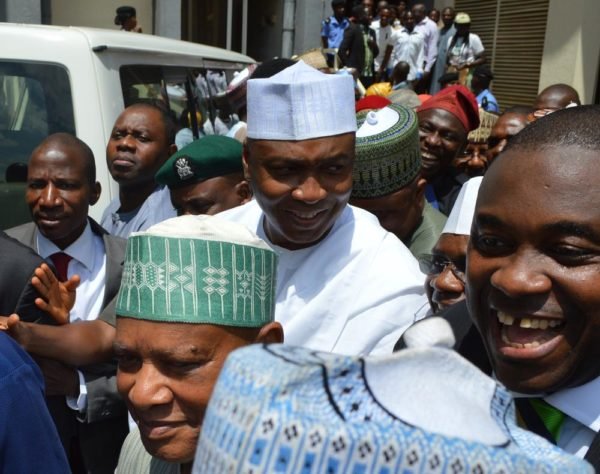 What Twitter NG is Saying about Saraki's CCT Victory