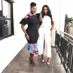 Pepper Dem Gang! See Photos od Ebube Nwagbo & Mercy Johnson Okojie in Benin