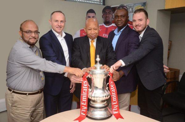 Arsenal English FA cup
