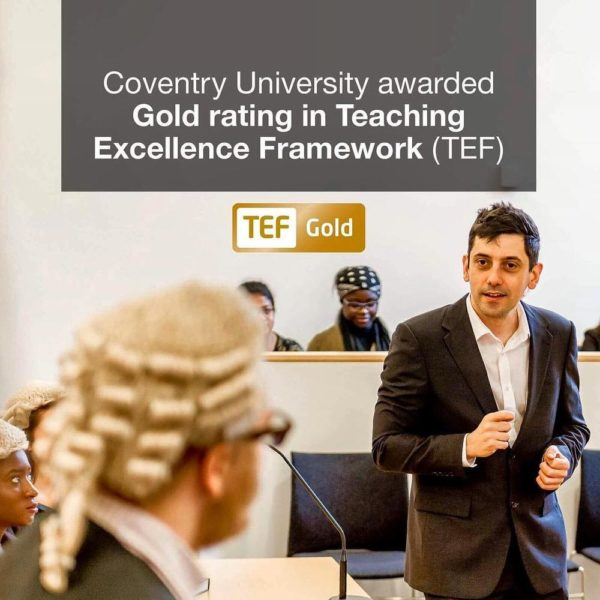 Coventry University UK