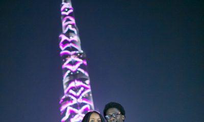 Soulmates who Love Photos! See Michael & Osy's Awesome Pre-Wedding Photos in Dubai #OsyMe2017