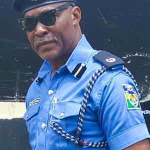 BellaNaija - New Sherrif in Town! Richard Mofe-Damijo dons Police Uniform for New Movie
