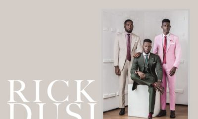 Menswear Brand RICHDUSI Releases Its SS18 Campaign Edit titled 'The Conversation'