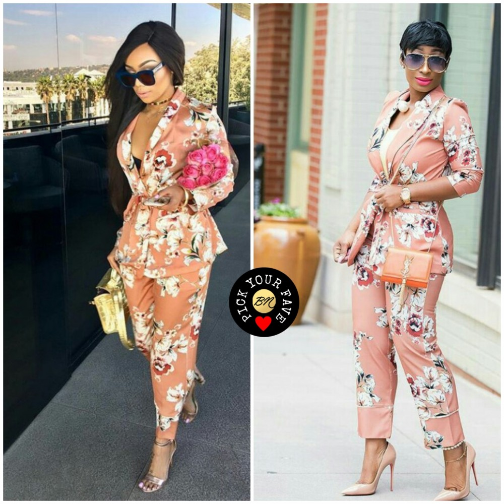 Bonang Matheba Fashion Style Images Galleries With A Bite