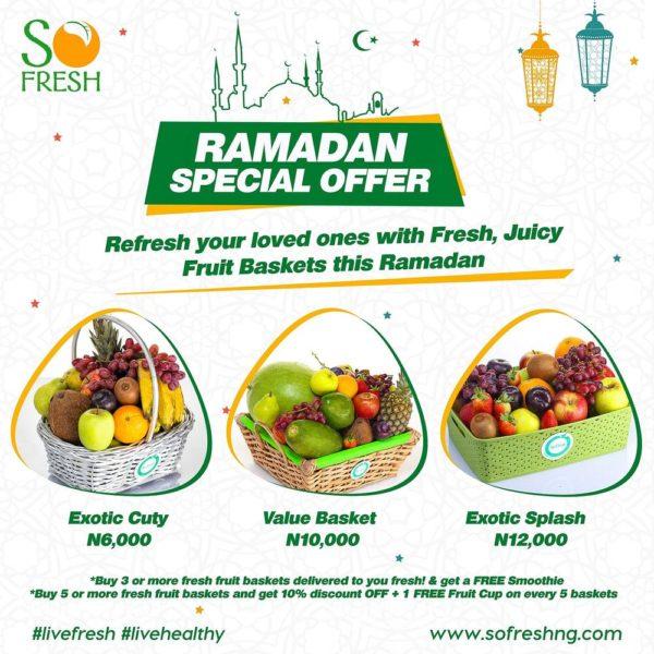 so fresh ramadan gift