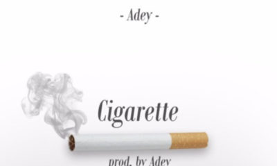 BellaNaija: New Music: Adey - Cigarette