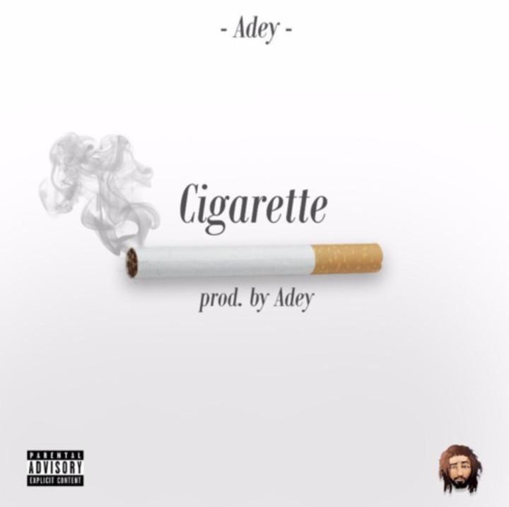 BellaNaija: New Music: Adey - Cigarette