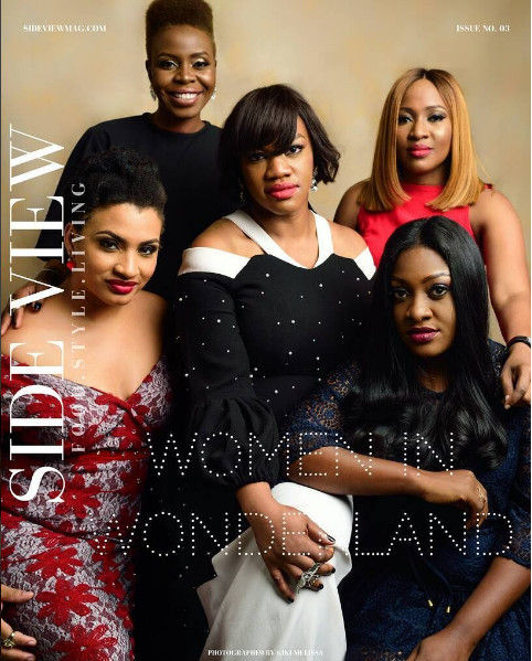 """Women in Wonderland""! Meet Side View Magazine's Cover Stars"