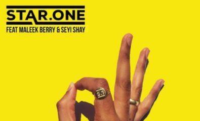 BellaNaija - New Music: Star.One feat. Maleek Berry & Seyi Shay