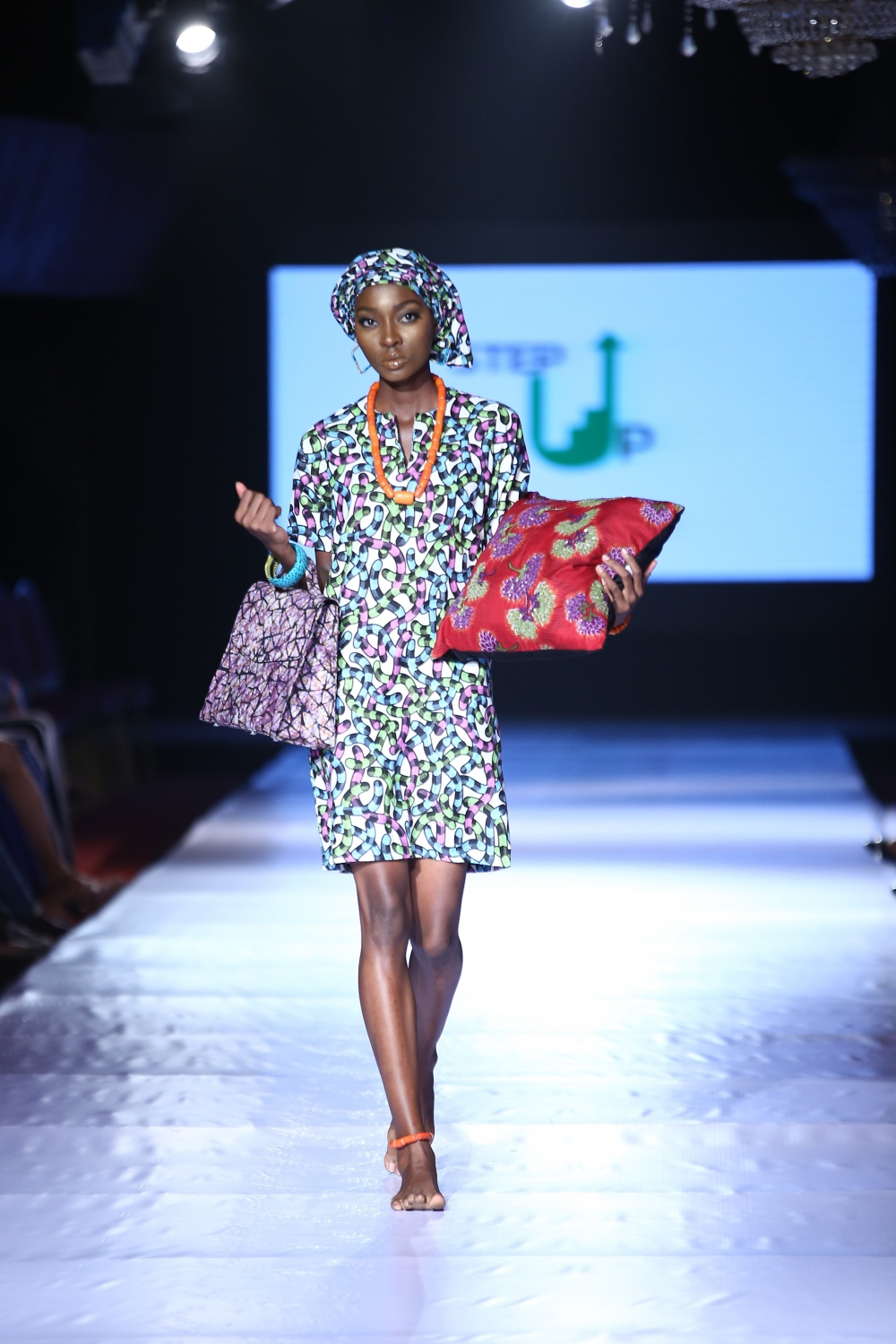 Designer Mmakamba showcased her recent collection for Day 1 of Africa Fashion Week Nigeria 2017. From the fringe to the low neckline pieces, Mmakamba definitely has a lot to offer the contemporary woman. Check it out!