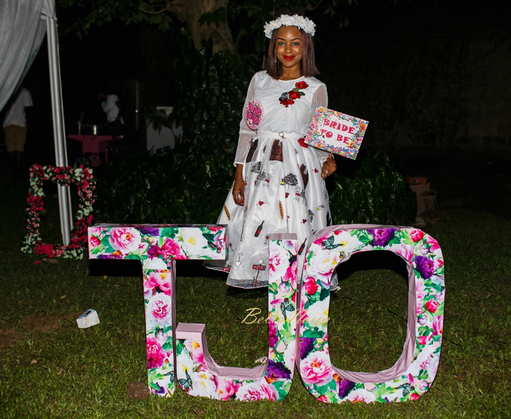BN Bridal Shower: Tolu's Midsummer Garden Party was A Sweet Ending to A Beautiful Beginning! | Partyfully Yours