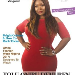 Toolz Covers Vanguard Allure's Latest Issue as She Speaks on New Show, Marriage & More