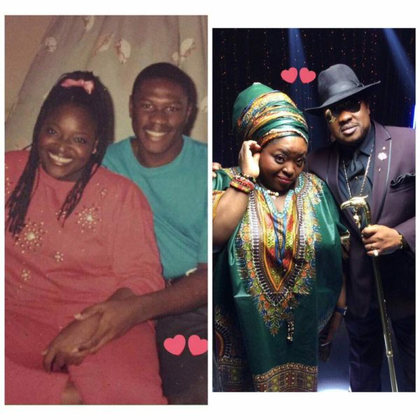 Tunde and Wunmi Obe Celebrate 19th Wedding Anniversary & 29 years Friendship