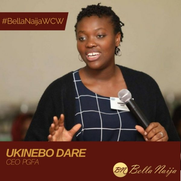 #BellaNaijaWCW: Ukinebo Dare is Equipping Nigerian Youth & Graduates with Required Employability Skills