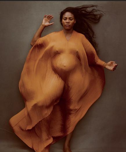 Serena Williams for Vanity Fair