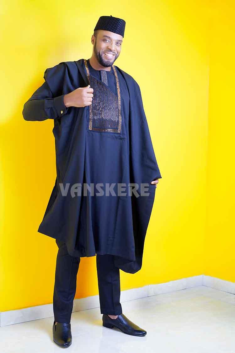 Vanskere unveils its Afropolitan SS17 Collection featuring Patrick Doyle, Femi Odugbemi & Kalu Ikeagwu