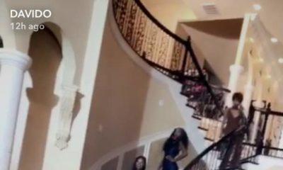 """BellaNaija - Davido & Olamide join Wale for Video Shoot of """"Fine Girl"""" in Atlanta"""