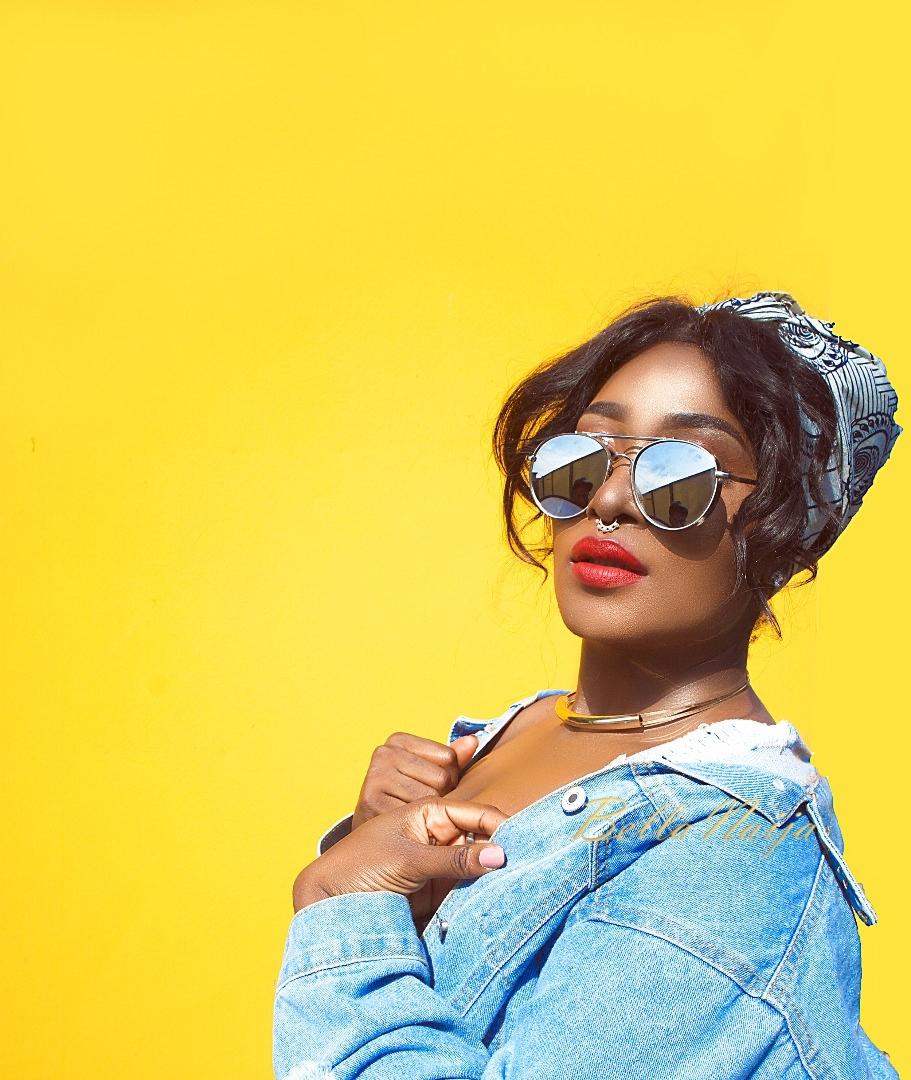 "BellaNaija - Chocolate City Diva Ruby shares New Photos as she prepares to drop New Single ""Kale Ni"""