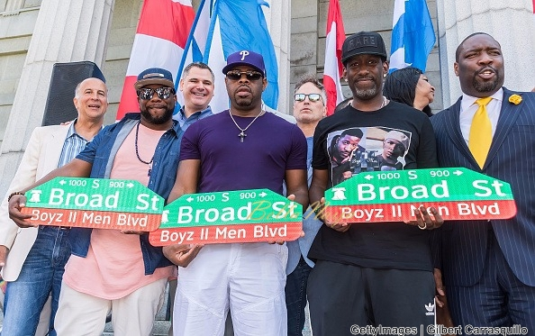 BellaNaija - Philadelphia Street renamed after Boyz II Men