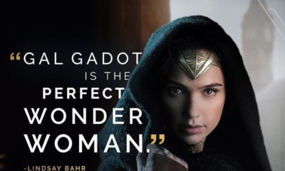 Wonder Woman Sets New Record!
