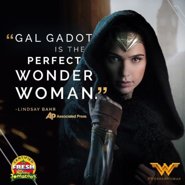 Wonder Woman Sets New Record!