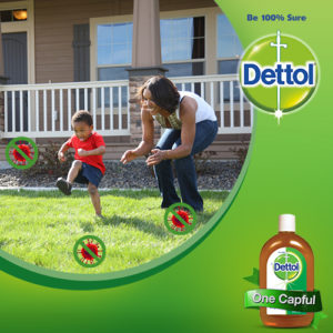 Take the #PowerfulNaijaMum Challenge with Dettol Now and Win Amazing Prices